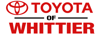 Toyota of Whittier logo