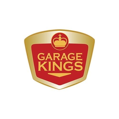 Logo For Garage Kings, Moncton, NB